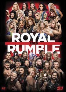WWE: Royal Rumble 2020