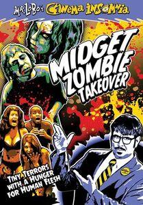 Mr Lobo's Cinema Insomnia: Midget Zombie Takeover