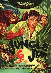 Jungle Jim 6-Movie Collection