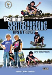 Beginning Skateboarding: Tips And Tricks