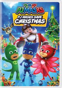 PJ Masks: PJ Masks Save Christmas