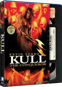 Kull the Conqueror (Retro VHS Packaging)