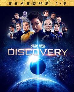 Star Trek Discovery: Seasons 1-3