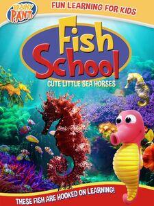 Fish School: Cute Little Sea Horses
