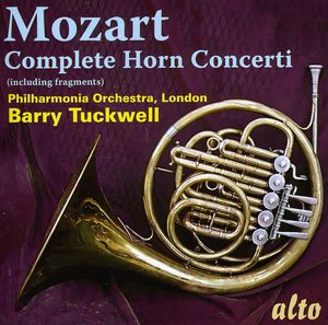 Complete Horn Concerti & Fragments