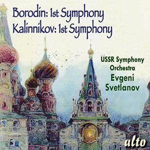 Borodin: Kalinnikov: Symphony No. 1