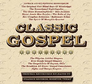 Classic Gospel 1951-60 /  Various Artists