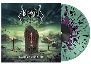 Dawn Of The Nine (140gm Green w/  Purple/ Black Splatter Vinyl) [Import]