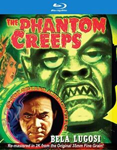The Phantom Creeps (Remastered)