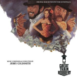 The Great Train Robbery (Original Motion Picture Soundtrack) [Import]