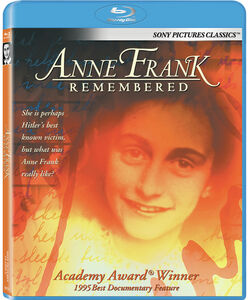 Anne Frank Remembered (25th Anniversary)