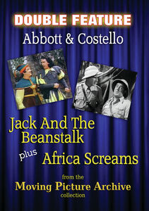 Abbott And Costello: Jack And The Beanstalk And Africa Screams