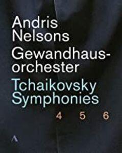 Symphonies 4 5 & 6