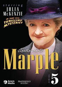 Agatha Christie's Marple: Series 5