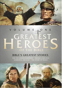 Greatest Heroes of the Bible: Volume One