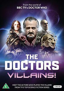 The Doctors: Villains! [Import]