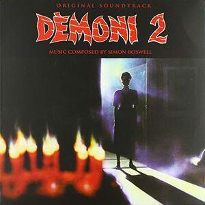 Demons 2 (Original Soundtrack)+J111 (Limited Transparent Red ColoredVinyl) [Import]