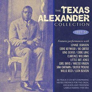 Texas Alexander Collection 1927-51