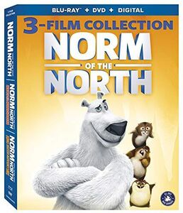 Norm Of The North 3 Film Collection