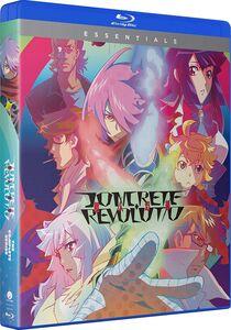 Concrete Revolutio: Complete Series