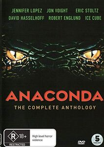 Anaconda: The Complete Anthology [Import]