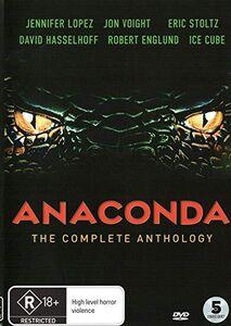 Anaconda: The Complete Anthology [Import]