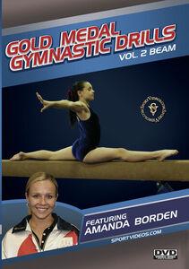 Gold Medal Gymnastics Drills, Vol. 2 Beam