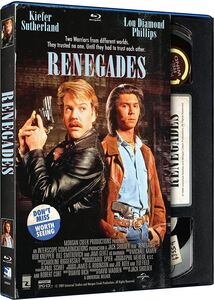 Renegades (Retro VHS Packaging)