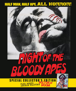 Night of the Bloody Apes /  Doctor of Doom