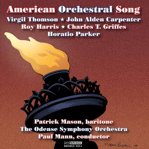 American Orchestral Song