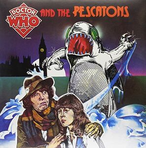 Doctor Who and the Pescatons /  Doctor Who Sound Effects (Original Soundtrack) [Import]