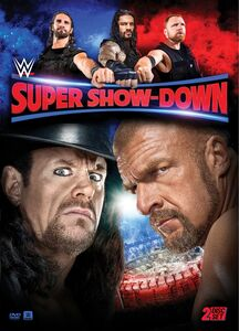 WWE: Super Show-Down 2018