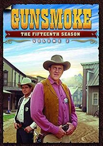 Gunsmoke: The Fifteenth Season Volume 2