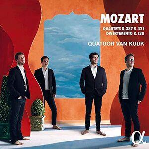 Quartets 387 & 421