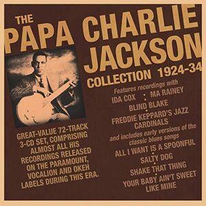 Papa Charlie Jackson Collection 1924-34