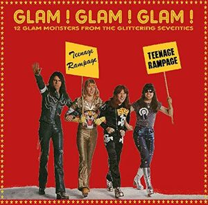 Glam Glam Glam: 12 Glam Monsters From the Glittering Seventies(Various Artists)