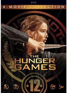 Hunger Games: Complete 4 Film