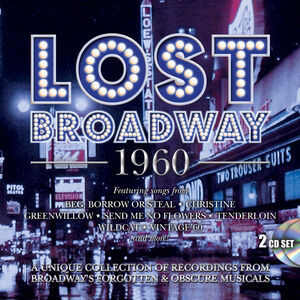 Lost Broadway 1960: Broadway's Forgotten & Obscure Musicals /  Various [Import]