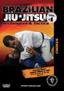 Brazilian Jiu-Jitsu Techniques And Tactics, Vol. 4: Chokes