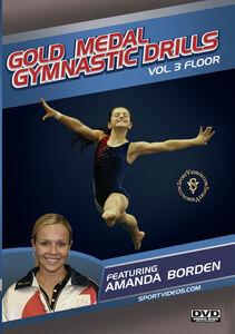Gold Medal Gymnastics Drills, Vol. 3 - Floor