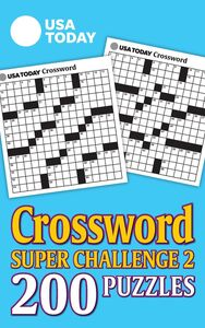 USA TODAY CROSSWORD SUPER CHALLENGE 2