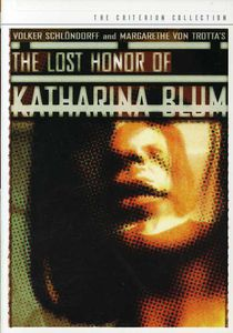 The Lost Honor of Katharina Blum (Criterion Collection)
