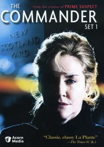 Commander Set 1 [4 Discs]