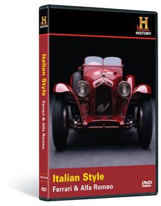 Italian Style: Ferrari & Alfa Romeo