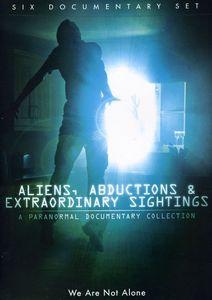 Aliens, Abductions, Extraordinary Sightings (3 DVD
