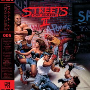 Streets of Rage II (Original Soundtrack)