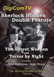 Sherlock Holmes Double Feature: The Secret Weapon/ Terror By Night