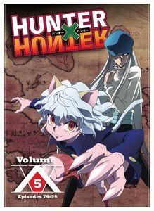 Hunter X Hunter Set 5