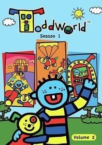 ToddWorld: Season 1, Vol. 2