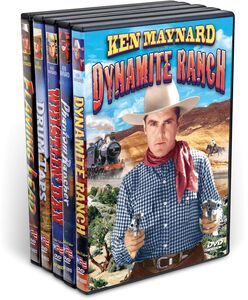 Ken Maynard Western Classics Volume 3